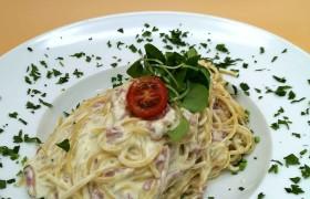 Spaghetti CabonaraPs
